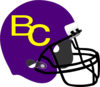 Royals Football Helmet Clip Art