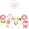 Free Pink Flower Clipart Image