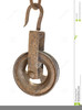 Pulley Clipart Image