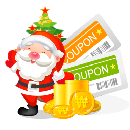 Christmas Coupons Icon | Free Images at Clker.com - vector clip art ...