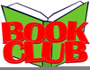 Clipart Book Clubs Image