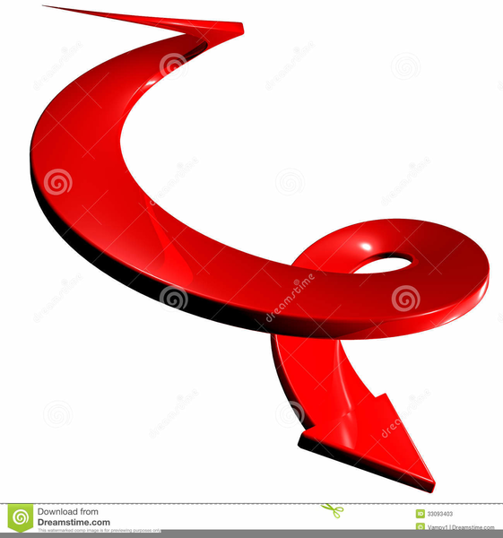 Clipart Spiral Arrow | Free Images at Clker.com - vector ...