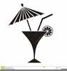 Cocktail Drink Clipart Image