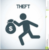 Identity Theft Free Clipart Image