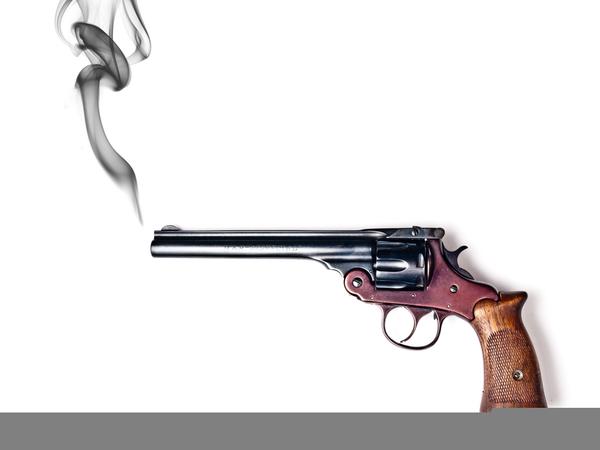Smoking Gun Clipart Free | Free Images at Clker.com ...