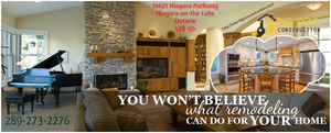 Professional Home Construction Services In Niagara Falls Image