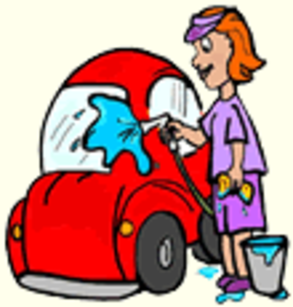 free cartoon car wash clipart - photo #22