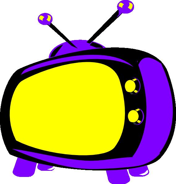Tv Web Logo Color Clip Art at Clker com - vector clip art online