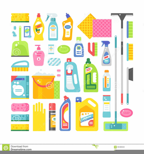 Hygiene Product Clipart Image