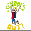 Free Last Day Of School Clipart Image