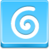 Free Blue Button Icons Spiral Image