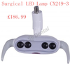 Coxo Dental Surgical Led Lamp Cx Image