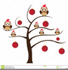 Christmas Tree Animation Clipart Image