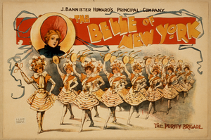 The Belle Of New York Image