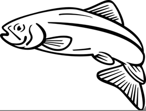 clipart of salmon free images at clker com vector clip art rh clker com salmon clipart gif salmon clipart free