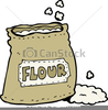 Sack Of Flour Clipart Image
