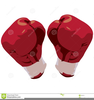 Animated Clipart Boxing Gloves Image