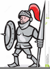 Medieval Maiden Clipart Image