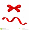 Ribbons And Bows Free Clipart Image