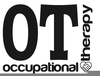 Occupational Therapy Free Clipart Image