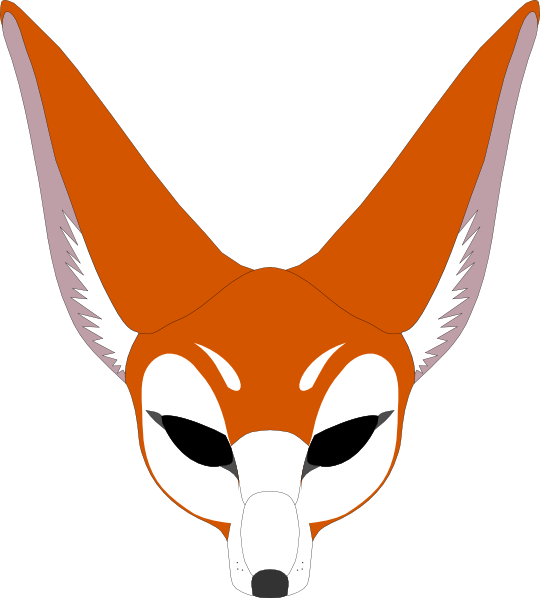 cartoon clipart of a fox - photo #47