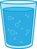 Bottled Water Clipart Image