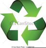 Recycle Symbol Clipart Image