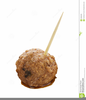Clipart Meatball Image