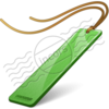Bookmark Green 4 Image