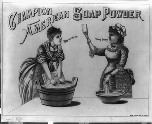 Champion American Soap Powder Image