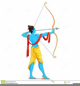Animated Bow And Arrow Clipart Image