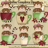 Tea Party Clipart Image