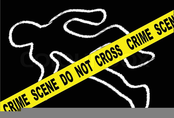 crime scene body outline clipart free images at clker com vector rh clker com crime scene template clipart crime scene investigation clipart