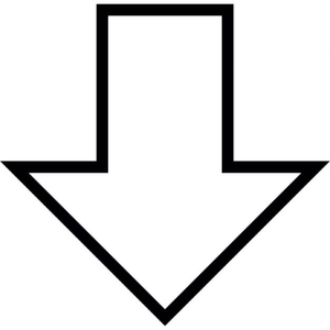 Free Clipart Arrow Pointing Down Image