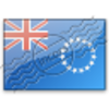 Flag Cook Islands 2 Image