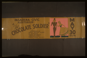 The Chocolate Soldier  Image
