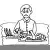 Washing Dishes Clipart Images Image