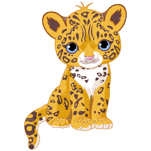 leopard clipart free free images at clker com vector clip art rh clker com leopard clipart free leopard clipart logo