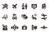 0110 Airport Icons Image
