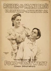 Roeber And Crane Bro S Vaudeville-athletic Co. Image