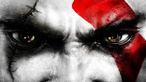 God Of War Kratos Eyes Hd Game Wallpaper Gwb Image