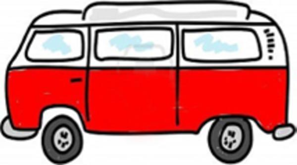Van Clipart Campervan | Fre...