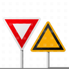 Interstate Sign Clipart Image