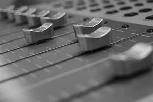 Mixing Console Image