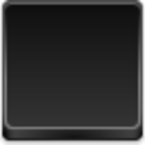 Empty Button Icon Image