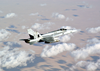 An F/a-18 Hornet Assigned To The Marauders Of Strike Fighter Squadron Eight Two (vfa-82) On Patrol. Image