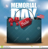 Memorial Day Thank You Clipart Image