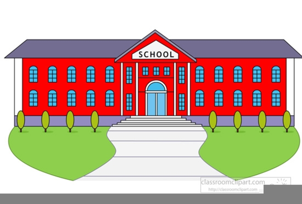 clipart of school building free images at clker com vector clip rh clker com free clipart pictures school buildings school building clipart images