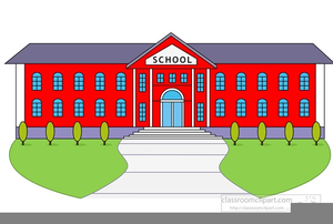 clipart of school building free images at clker com vector clip rh clker com school building clipart png clipart school building black and white