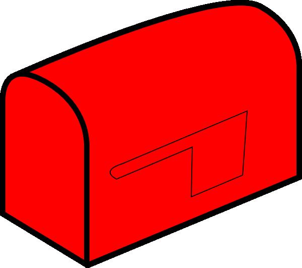 red mailbox clip art at clker com vector clip art online royalty rh clker com Elegant Heart Clip Art Love Birds Clip Art